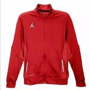 Nike LARGE Jordan Flight Team Basketball Jacket